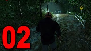 Download Friday the 13th The Game - Part 2 - PLAYING AS JASON Video