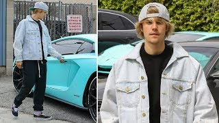 Download Justin Bieber Says 'Leave Me Alone' When Asked How Selena Gomez Is Doing Video