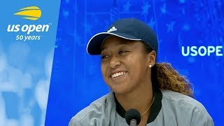 Download 2018 US Open Press Conference: Naomi Osaka Video