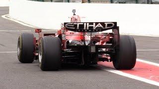 Download Ferrari F1 F2008 - BRUTAL V8 Engine SOUNDS! Video
