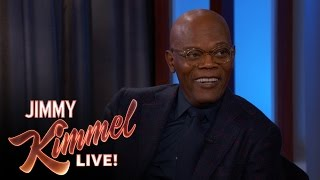 Download Samuel L. Jackson on I Am Not Your Negro Documentary Video