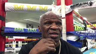 Download Floyd Mayweather Sr. - The Vibe At Mayweather Gym Video