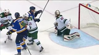 Download Tarasenko hat trick in Game 2 vs. Wild Video
