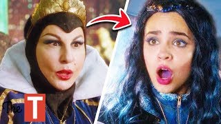 Download Descendants 3: The Truth About Evie's Backstory Video