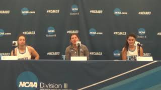 Download 2018 NCAA Division III Field Hockey Championship Semifinals - Tufts University Video