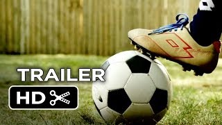 Download Golden Shoes Official Trailer (2014) - John Rhys-Davies, Soccer Movie HD Video