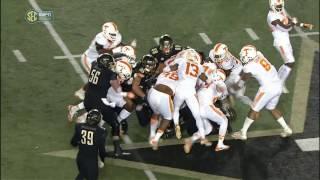 Download Highlights: Tennessee vs Vanderbilt (Nov. 27, 2016) Video