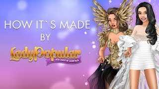 Download Lady Popular Fashion Arena - How it's made? Video