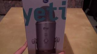 Download Blue Yeti Mikrofon Unboxing und Test deutsch Video