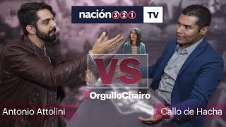 Download Antonio Attolini VS Callo de Hacha ¿#OrgulloChairo? Video