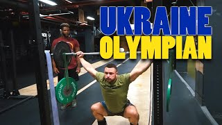 Download Training With An Olympian : Dmitry Chumak | Olympic Weightlifting Video