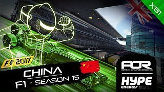 Download F1 2017 | AOR Hype Energy F1 Leagues | XB1 Oceania S2 | R2: Chinese GP Video