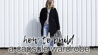 Download How to build a capsule wardrobe: my ultimate guide (version 2017)! Video