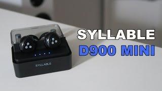 Download Syllable D900 Mini, auriculares completamente inalámbricos ¿valen la pena? Video