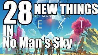 Download No Mans Sky! 28 changes in NEXT!!! Video