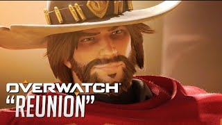 "Download OVERWATCH Official Animated Short ""Reunion"" - Ashe Reveal 