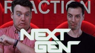 Download Next Gen - Trailer Reaction Video