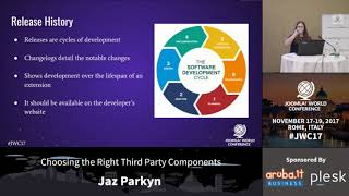 Download Choosing the Right Third Party Components - Jaz Parkyn Video
