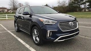 Download 2017 Hyundai Santa Fe Limited – Redline: Review Video