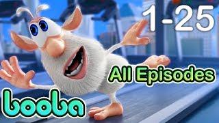 Download Booba - All Episodes compilation (25-1) episodes Funny cartoons - Kedoo ToonsTV Video