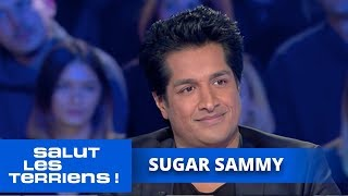 Download Sugar Sammy, la nouvelle rock star du rire - Salut les Terriens Video