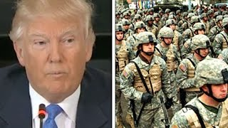 Download Trump: Deportations Are ″Military Operation″ Video