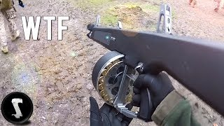 Download Scaring the $&*% out of Players with FULL-AUTO AA-12 Video