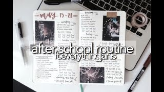 Download After School Study Routine || revisign Video