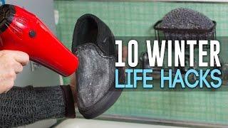 Download 10 Amazing Winter Life Hacks Video