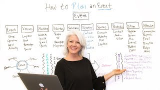 Download How to Plan an Event - Project Management Training Video