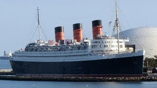Download A Tour of The RMS Queen Mary Long Beach, California Video