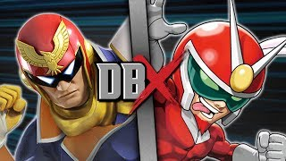 Download Captain Falcon VS Viewtiful Joe | DBX Video