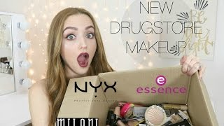 Download BIG DRUGSTORE MAKEUP HAUL | Brand New Products Video