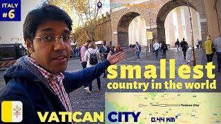 Download My Free visit to World's Smallest Country & Gladiator's Colosseum Video