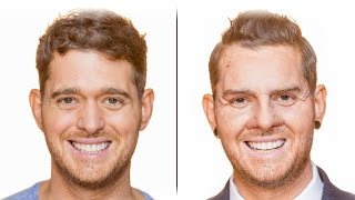 Download Bublé at the BBC: Michael transforms into sales assistant Dion Video