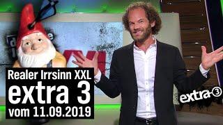 Download Extra 3 Spezial: Der reale Irrsinn XXL vom 11.09.2019 | extra 3 | NDR Video