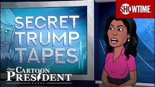 Download Omarosa Releases Trump Tapes | Our Cartoon President | SHOWTIME Video