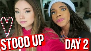Download I WAS STOOD UP!!! Vlogmas Day 2 | Meredith Foster Video