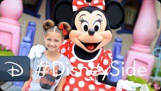 Download Mindy McKnight Shows Off Her Disney Side | Disney Parks Video