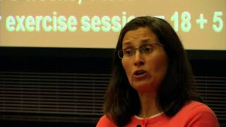 Download Exercise and nutrition for middle-age and older individuals | Dr. Stella Volpe | TEDxSJU Video