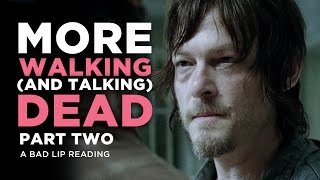 Download ″MORE WALKING (AND TALKING) DEAD: PART 2″ - A Bad Lip Reading of The Walking Dead Season 4 Video