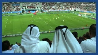 Download Qatar's World Cup 2022 workers: 'We may as well just die here' | Guardian Investigations Video