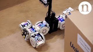 Download The robot that transforms at will Video