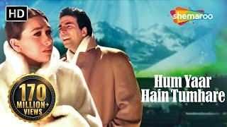 Download Hum Yaar Hain Tumhare (Female) | Haan Maine Bhi Pyaar Kiya | Abhishek Bachchan | Karishma Kapoor Video