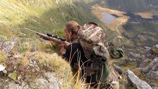 Download Hunting Chamois in New Zealand Video