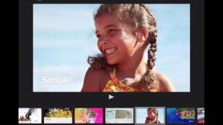 Download iMovie on iPad 2017 Tutorial Video