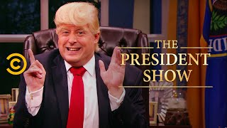 Download Nice! Not Nice! - The President Show - Comedy Central Video