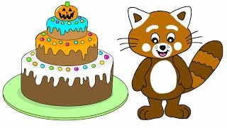 Download Pukkins och Spöket har Halloweenkalas - Pukkins Värld - Tecknad film för barn - Lek med oss Video