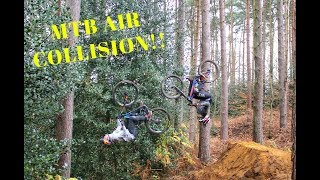 Download MTB AIR COLLISION!! **SO SCARY** Video