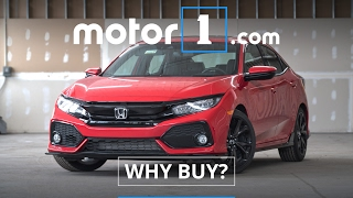 Download Why Buy? | 2017 Honda Civic Hatchback Review Video